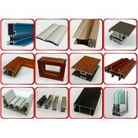 Wholesale Furniture Decoration Powder Coating Aluminium Profiles AA6063 T5 from china suppliers