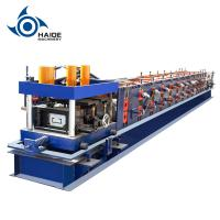 Wholesale Automatic Touch Screen CZ Purlin Roll Forming Machine For Galvanized Metal Steel Sheet from china suppliers