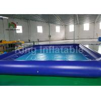 Buy cheap Exciting Outdoor Family Inflatable Swimming Pools For Kids Water Game from wholesalers