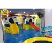 Wholesale Funny Kids Indoor Playground Equipment Environmental Protection from china suppliers