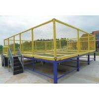 Wholesale Big Jumping Bed Amusement Park Outdoor Trampoline (FL--23B) from china suppliers