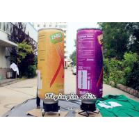 Wholesale Outdoor Performance Advertising Inflatable Bottle for Business Show from china suppliers