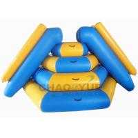 Buy cheap 5M Airtight 0.9mm PVC Tarpaulin Inflatable Water Slide Water Sports Game 160 KG from wholesalers