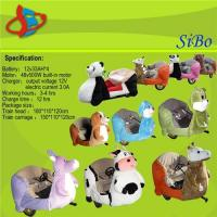 Wholesale GMKP animal rides train from china suppliers