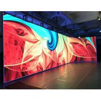 Wholesale P3 Indoor Advertising Stage LED Screen Wall Full Color 3000cd/sqm Brightness from china suppliers