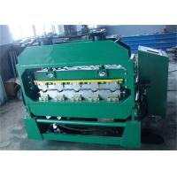 Wholesale IBR / Corruagted Profile Metal Plate Bending Machine 70mm Shaft High Speed from china suppliers