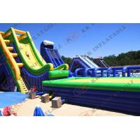 Wholesale Durable Large Inflatable Water Slide Eco-friendly Commercial For Adults from china suppliers