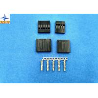 Wholesale Single Row Wire to board connectors 2.54mm Pitch Female Connector Mated with Pin Header from china suppliers