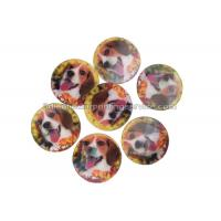 Wholesale PET / PP Lovely Animal Image Sticker 3d Lenticular Printing Adhesive For Kids from china suppliers