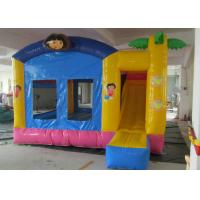 Wholesale High Safety Childrens Bouncy Castle 4mx4m 5mx5m Sizes For Entertainment from china suppliers