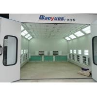 Wholesale 6.9M Rear Side Draft Infrared Spray Paint Booth Multi Functional CE TUV Certification from china suppliers