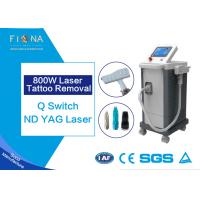 Buy cheap Four Wavelength Q Switched ND YAG Laser Tattoo Machine Accurate Operating For from wholesalers