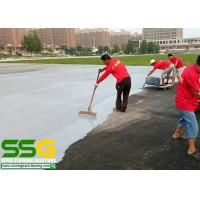 Basement Sealing On Site Construction Services Synthetic Permeable Running Track