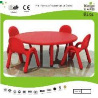 Wholesale Plastic Round Table (KQ10184C) from china suppliers