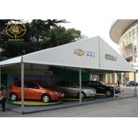 Wholesale White Trade Show Tent Trade Show Event Tents Durable Anti - Rust Structure from china suppliers