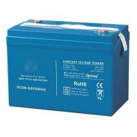 Wholesale DC200-6 Electric Sweeper 200Ah Deep Cycle Battery 30Kg Weight 306X169X220 mm from china suppliers