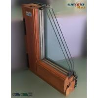 Wholesale High grade Three layers glass Aluminium Window Profiles in apartment building from china suppliers