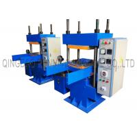 Silicon Rubber Moulding Machine Hydraulic Molding Machine 2.2kw Driving Motor