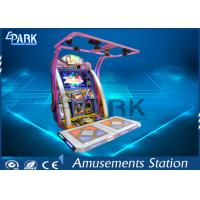 Wholesale Fashion Amusement Dance Hero Arcade Machine For 1 - 2 Player 400W from china suppliers