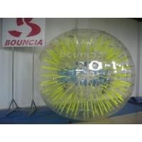 Wholesale 3m ( Outer Dia ) x 2m ( Inner Dia ) CE, UL, SGS Durable PVC or TPU Inflatable Zorb Ball from china suppliers