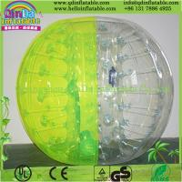 Wholesale Inflatable Bubble Bumper Football Ball for Soccer Game Suit knocker ball from china suppliers