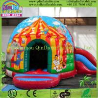 Wholesale Newest Design Inflatable Jumper Castle Bouncer for Children Park from china suppliers