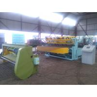 Wholesale Construction Reinforcing Mesh Welding Machine , Fully Automatic Fencing Machine from china suppliers
