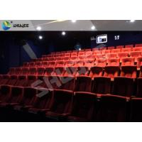 Wholesale Playground Indoor Movie Theater Sound Vibration 4D Cinema Equipment With 500 Films from china suppliers