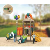 Buy cheap plastic children's outdoor play equipment outside playground sets from wholesalers