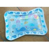 Wholesale Eco Friendly Inflatable Water Toys 1 Year Warranty / Baby Play Mat from china suppliers