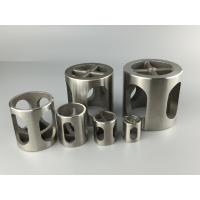 Quality Forged Cobalt Chrome Alloy Valve Seat Inserts , CNC Machining Stellite Valve for sale