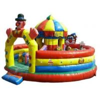 Wholesale inflatable funcity, inflatable bouncer from china suppliers
