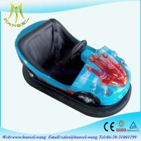 Wholesale Hansel kids electric bumper car for game center from china suppliers