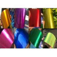 Wholesale Electrostatic Thermoset Powder Coating , Red Powder Coat Used In Metal Finishing from china suppliers