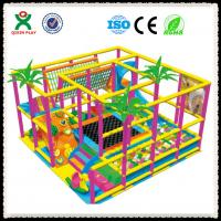 Wholesale Small Home Indoor Playground Used Indoor Home Playground for Home QX-107B from china suppliers