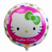 """Wholesale 18"""" Round Advertising Balloon, Customized Orders are Accepted from china suppliers"""