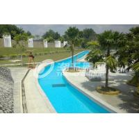 China Swimming Pool Equipment Water Park Lazy River For Children / Family Fun on sale