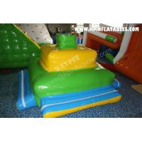 Wholesale Inflatable water Deck tower for aqua park from china suppliers