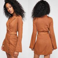Wholesale Woman Clothing Coat Mini Dress Women from china suppliers