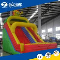 Wholesale inflatable slide the city, inflatable city slide, largest inflatable water slide from china suppliers