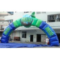 Wholesale 2014 hot sell inflatable advertising arch for outdoor advertisement from china suppliers