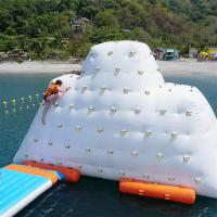 Wholesale 6mL X 4.5mW X 5mH Inflatable Water Sports Flame Retardant SGS ROHS from china suppliers