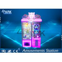 Wholesale Kids Coin Operated Gift Scratch Crane Claw Game Machine 1 Year Warranty from china suppliers