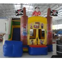 Wholesale inflatable pirate ship bouncer from china suppliers