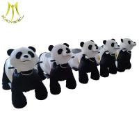 Buy cheap Hansel shopping mall coin moving animal electric ride mountable for children from wholesalers