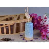 Wholesale Glazed Aroma Empty Diffuser Bottles And Reeds 580ml Ceramic Candle Holder from china suppliers
