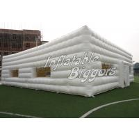 Wholesale Backyard PVC Inflatable Outdoor Tent White For Festival Activity , Inflatable Lawn Tent from china suppliers