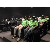 High Definition 5D Cinema System Install In Shopping Mall / Amusement Park