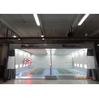 Commercial Car Sanding Paint Prep Station 7550×3550×3100MM Outside Dimension