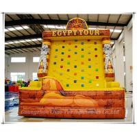 Wholesale Funny Inflatable Sport Climbing for Adults or Kids (CY-M2106) from china suppliers